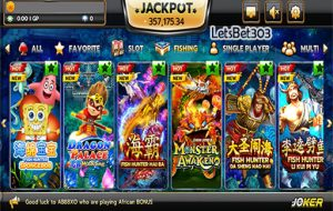 The Best Fish Hunter Game Online From Joker123 Indonesian