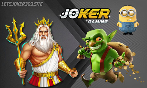 Daftar Joker Gaming Via Bank Lokal Indonesia
